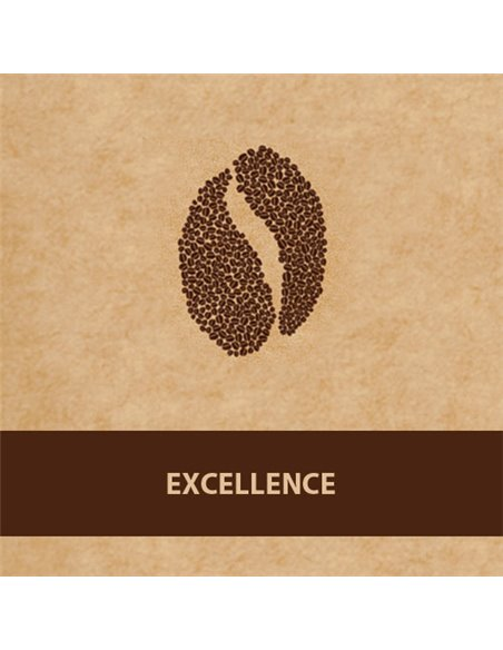 Cafea boabe Aurile 250 g - EXCELLENCE