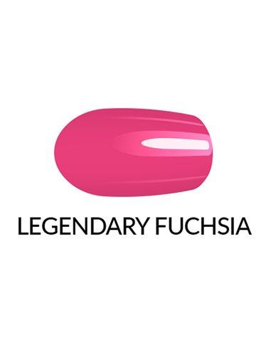 Lac Pentru Unghii Cu Finisare Gel Legendary Fuchsia