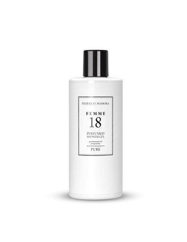 Gel De Dus Parfumat 18