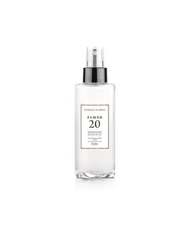 20 Crema de corp parfumata